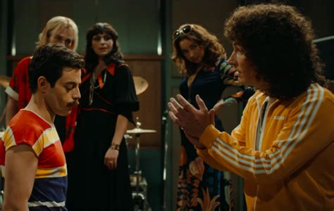Watch Rami Malek Perform 'we Will Rock You' In New