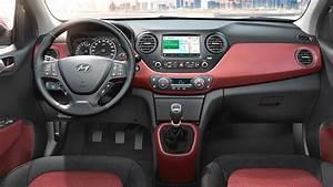 Hyundai i10 2017 dimensions, boot space and interior