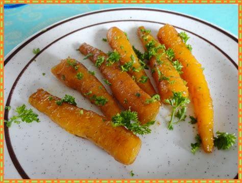cuisiner des carottes nouvelles carottes nouvelles glacées façon joël robuchon la