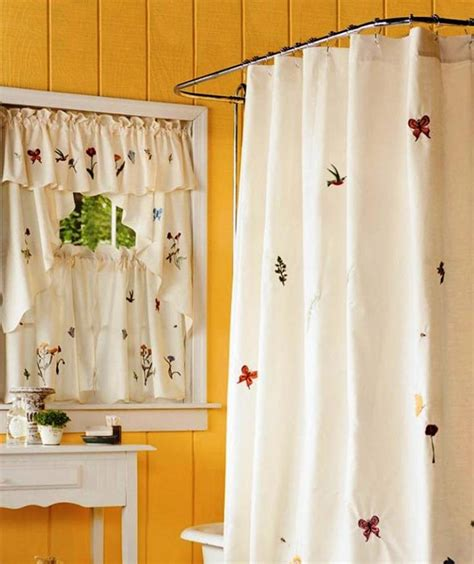 kmart bathroom window curtains kmart shower curtain models for stylish bathroom interiors