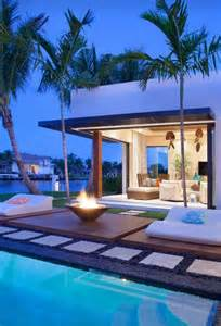 Outdoor Pool House Cabana