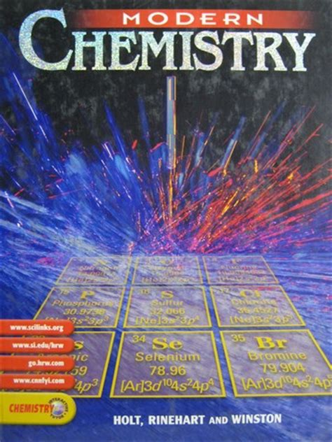 books for sale holt modern chemistry