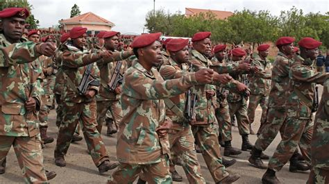 S African Troops Pulled Out Of Drc For Violations