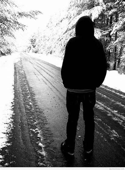 Sad Alone Wallpapers Boy Emotional Quotes Broken