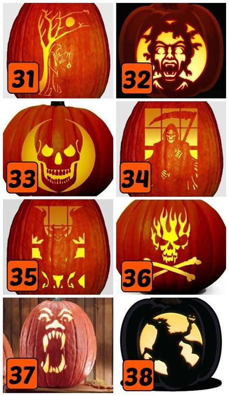 75 free pumpkin carving patterns scary pumpkin pumpkin