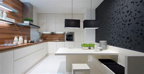 cuisine equipee grise idee chambre noir et blanc