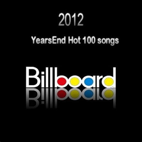 скачать billboard 2012 year end top 100 songs best singles charts 823 67 mb