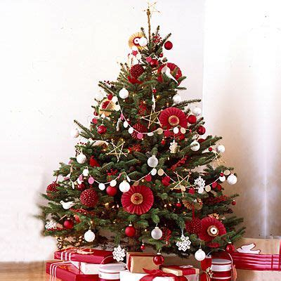 low cost christmas tree and wreath ideas