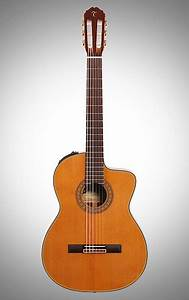 Takamine Tc132sc Classical Guitar  With Case   Natural