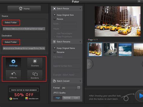 Foto R by Fotor Fotor For Windows User Guide