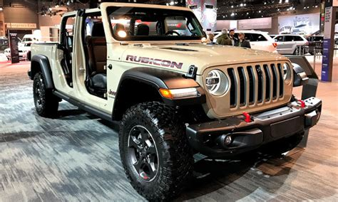 2019 Jeep Wrangler Auto Show by 5 But Actually More Things You Need To See At The 2019