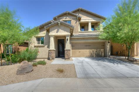 4 bedroom houses for sale in az 4 bedroom 2 story home backing to wash in fireside at