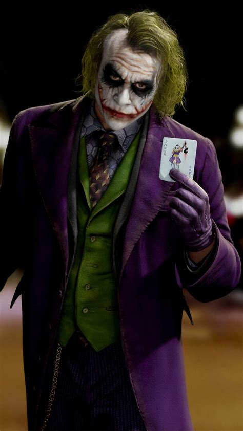 joker  card iphone wallpaper iphone wallpapers
