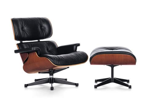 easily eames eames lounge chair with ottoman by herman