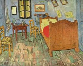 schlafzimmer in arles file vincent willem gogh 135 jpg wikimedia commons