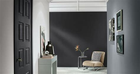 BEHR Paint Colors: Planetary Silver N460 2, Dark Pewter