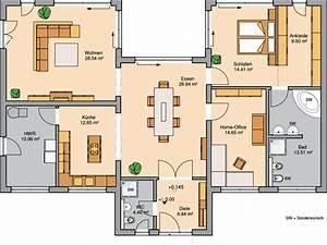 Grundriss Bungalow Mit Integrierter Garage : bungalow grundrisse 6 zimmer mit garage ~ A.2002-acura-tl-radio.info Haus und Dekorationen