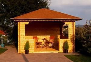 Gartenpavillon Holz Geschlossen : awesome gartenpavillon holz geschlossen photos ~ Whattoseeinmadrid.com Haus und Dekorationen
