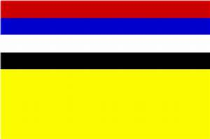 Manchukuo Ensigns (Japanese Puppet State in China)