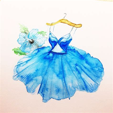 stunning fashion designs sketched  real flower petals