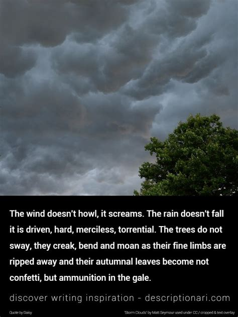 storms quotes  descriptions  inspire creative writing