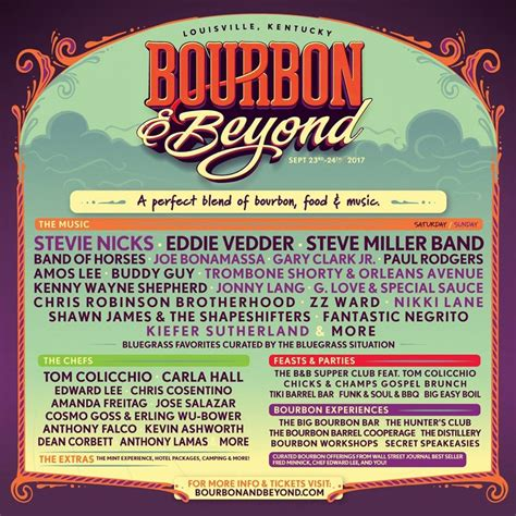 New Louisville music festival Bourbon & Beyond gets Stevie ...