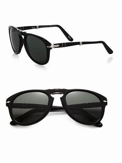 Sunglasses Aviator Folding Persol 52mm Lyst
