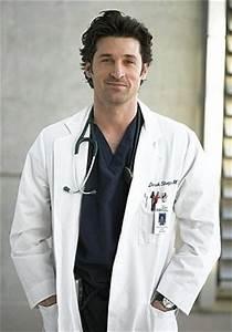 Patrick Dempsey /Dr. McDreamy | Men in Uniform | Pinterest ...