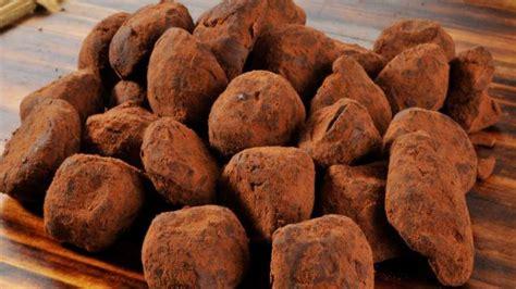 truffes au chocolat noir recette az