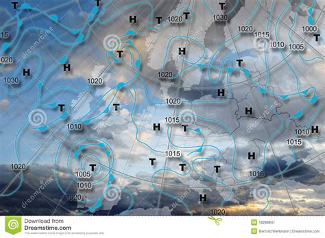 map europe weather preview