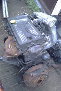 2l Dohc Sierra Engine  Mt75 Gearbox  Exhaust And 6 Alloys