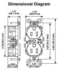 leviton 5362 w 20 amp 125 volt nema 5 20r 2p 3w wide With 20r wiring diagram