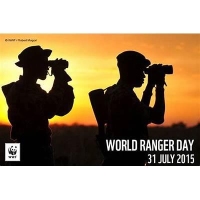 World Ranger DayJennifer Scoullar – Bestselling Author