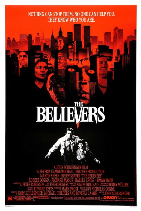 Row Row Row Your Boat Horror Movie by The Believers 1987 Black Horror Movies
