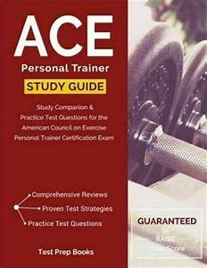 Ace Personal Trainer Manual And Study Guide   Study
