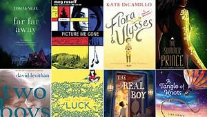 Exclusive: The National Book Awards Longlist for Young ...