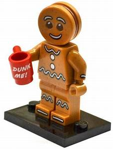 Lego Minifigures Series 11 Gingerbread Man | www.pixshark ...