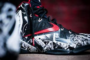 "Nike LeBron 11 ""Graffiti"" Arriving to Retailers 