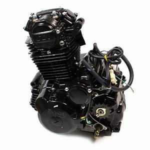 125cc Motorcycle Engine 156fmi Ohc  For Lexmoto Xtr S 125