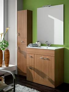 meuble de salle de bain salgar serie motril 80 cm With meuble salle de bain largeur 80 cm