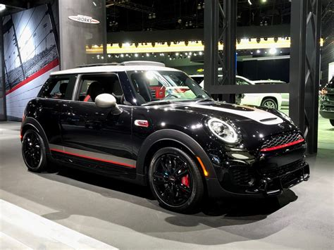 2019 Mini Jcw by On With The 2019 Mini Jcw Knights Edition Motoringfile