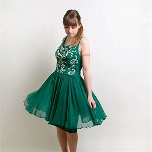 Green Cocktail Dress   Dressed Up Girl