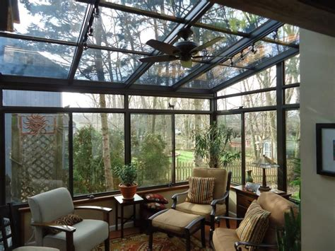 All Glass Sunroom by Glass Sunroom Addition Photos