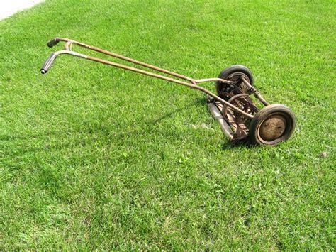 vintage lawn mowers myplantbroker