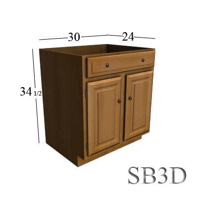 30 inch base cabinet 30 inch sink base max