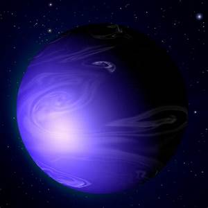 Hubble Planet Blue (page 2) - Pics about space