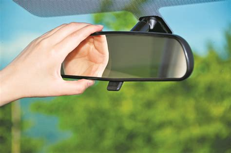 Fix Chick Reattach Rearview Mirror News Sports