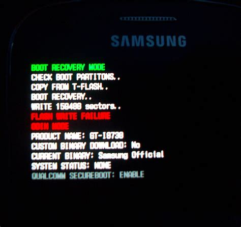 N910a There Is No Pit Binary Error