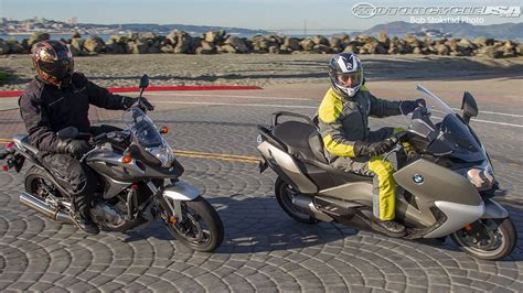 Motorcycle Vs Scooter Comparison Part Ii  Motorcycle Usa