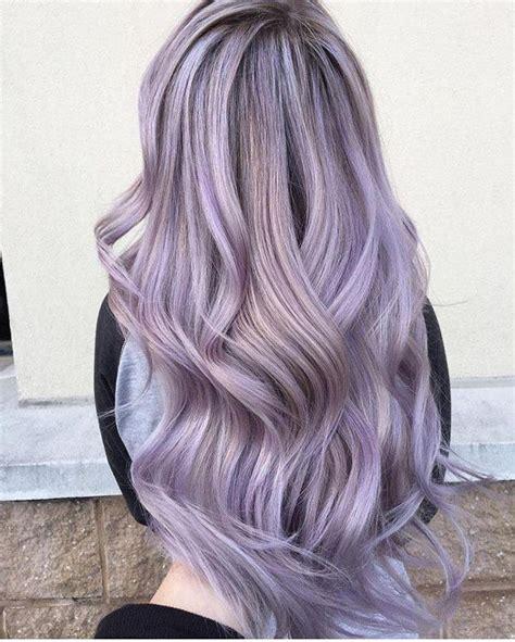Pretty Pastel Hair Colors To Dye For Lilac Hair Hair
